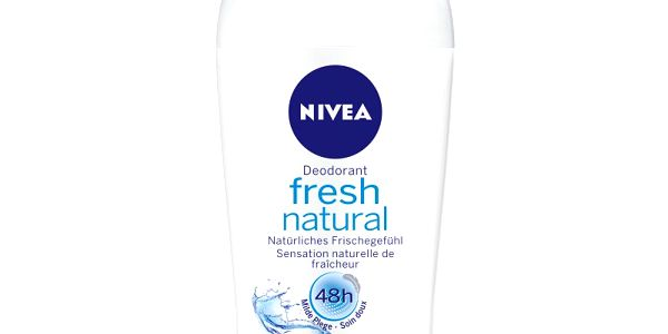 Nivea Tuhý deodorant Fresh Natural 40 ml