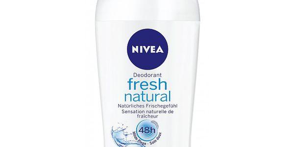 Nivea Tuhý deodorant Fresh Natural 40 ml