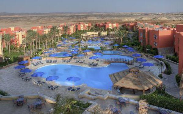Egypt, oblast Marsa Alam, all Inclusive, ubytování v 4,5* hotelu na 8 dní. Garance kvality Invia.cz