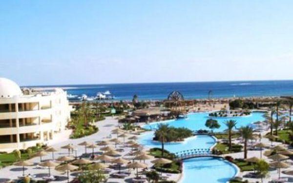 Egypt, oblast Hurghada, all Inclusive, ubytování v 5* hotelu na 8 dní. | Invia.cz