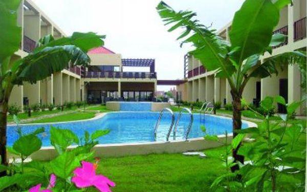 Kapverdské ostrovy, oblast Ostrov Sal, snídaně, ubytování v 4* hotelu na 8 dní