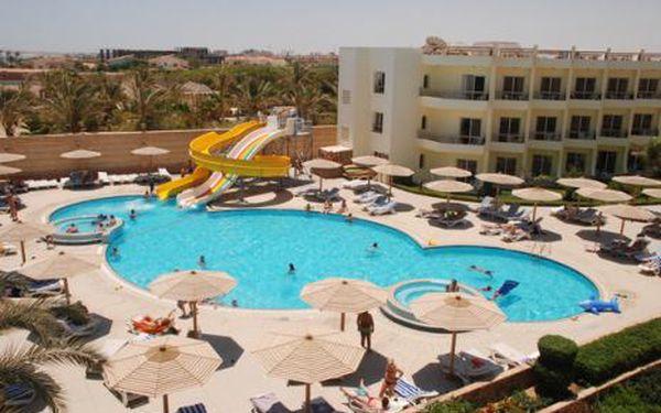 Egypt, oblast Hurghada, all Inclusive, ubytování v 4* hotelu na 8 dní. | Invia.cz