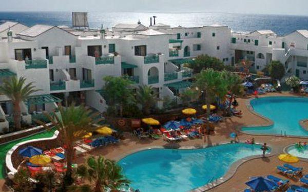 Kanárské ostrovy, oblast Lanzarote, all Inclusive, ubytování v 3* hotelu na 8 dní