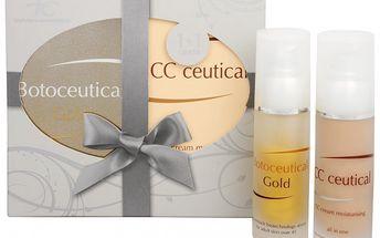 Herb Pharma Botoceutical Gold - biotechnologické sérum proti vráskám na zralou pleť 45+ let 25 ml + CC ceutical 30 ml