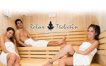 PRIVÁTNÍ SAUNA pro 2 osoby na 90 minut za 299 Kč v centru Relax Třebešín na Praze 3! Podpořte svůj imunitní systém a užijte si saunování v soukromí s naší 50% slevou!
