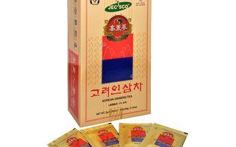 Ostatní Korejský ženšenový čaj KGR 30 sáčků