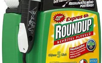 Roundup Expres 5l Pump&Go