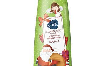 Avon Hydratační tělové mléko s glycerinem Care - vánoční balení 400 ml