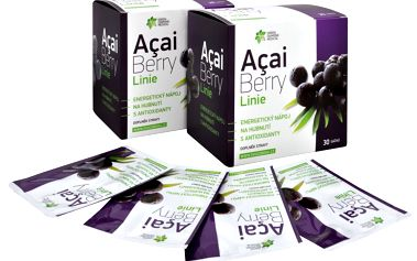 Green Diamond Medical Acai berry Linie 60 sáčků