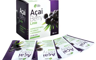 Green Diamond Medical Acai berry Linie 30 sáčků