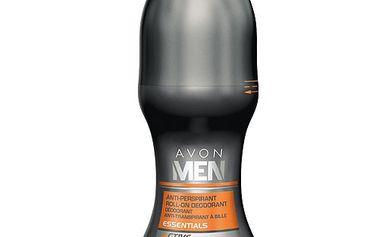 Avon Kuličkový deodorant antiperspirant MEN Active 50 ml