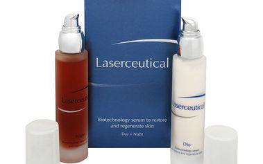 Herb Pharma Laserceutical - biotechnologická séra na obnovu a regeneraci pokožky 2x50 ml