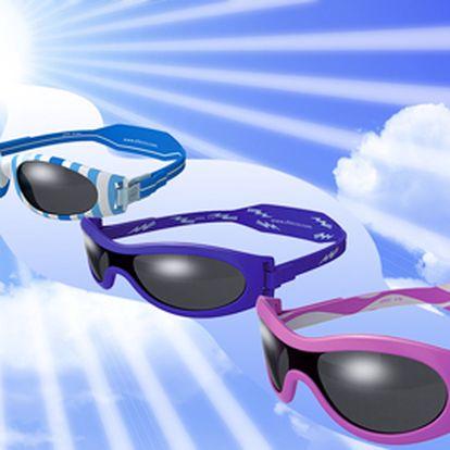 Dětské polarizační brýle Chicco za 269 Kč! Ochrana zraku v moderním designu!