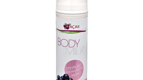 DoktorBio Tělové mléko Acai Care (Body milk) 150 ml