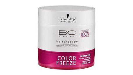 Schwarzkopf Professional Kúra pro zachování barvy BC Color Freeze (Color Treatment) 200 ml