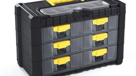 Box na šroubky CARGO 6 Závěsná skřínka na šroubky CARGO 6
