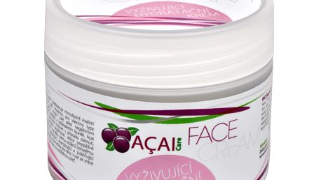 DoktorBio Pleťový krém Acai Care (Face cream) 50 ml