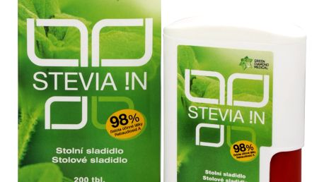 Green Diamond Medical Stevia !N 200 tbl.