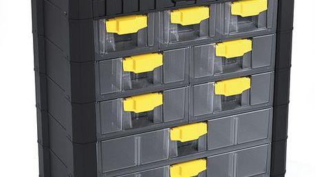 Box na šroubky CARGO 9 Závěsná skřínka na šroubky CARGO 9