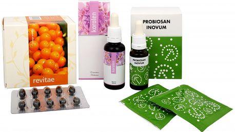 Energy Probiosan Inovum 12 g + Revitae 90 kapslí + Korolen 30 ml ZDARMA