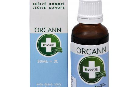 Annabis Orcann - konopná ústní voda 30 ml