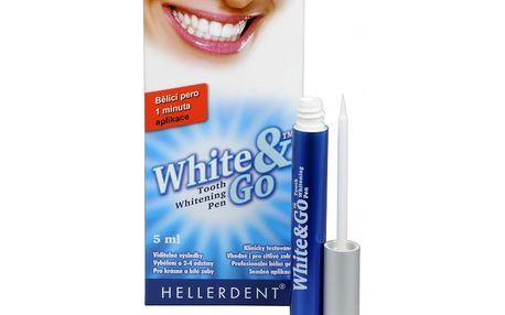Eva Cosmetics Whitening Pen - bělící zubní pero 5 ml