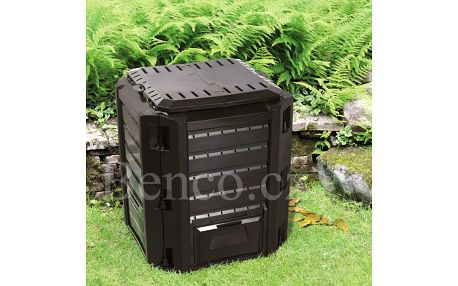 Kompostér CEV 380 l COMPOGREEN , zahradní kompostér