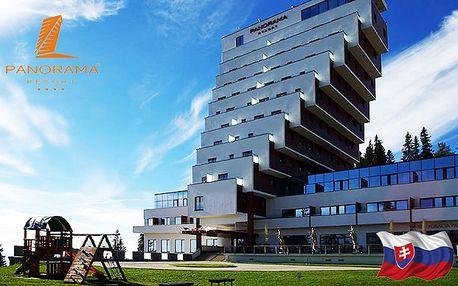 Wellness pobyt na Štrbském Plese v Panorama Resort ****