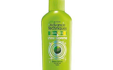 Avon Intenzivní sérum pro zářivý lesk pro všechny typy vlasů Daily Shine (Shine Serum) 60 ml