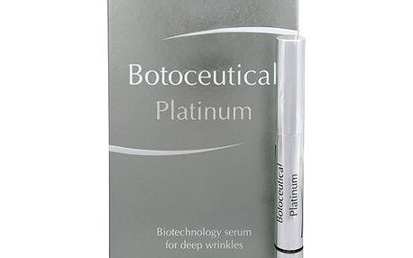 Herb Pharma Botoceutical Platinum - biotechnologické sérum na hluboké vrásky 4,5 ml
