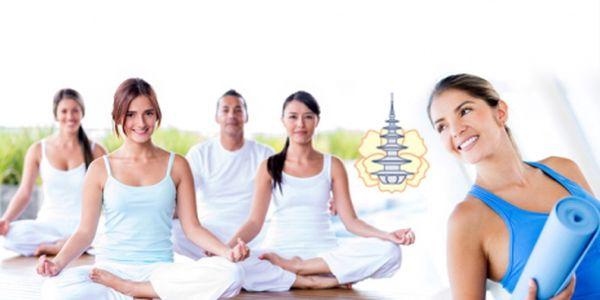 2MĚSÍČNÍ PERMANENTKA do Yoga Clubu na SIDDHA YÓGU jen za 579 Kč! Perfektní cvičení pro každého, kdo chce protáhnout své tělo, relaxovat a odpočinout si od každodenního stresu! Vhodné i pro úplné začátečníky! Sleva 61%!