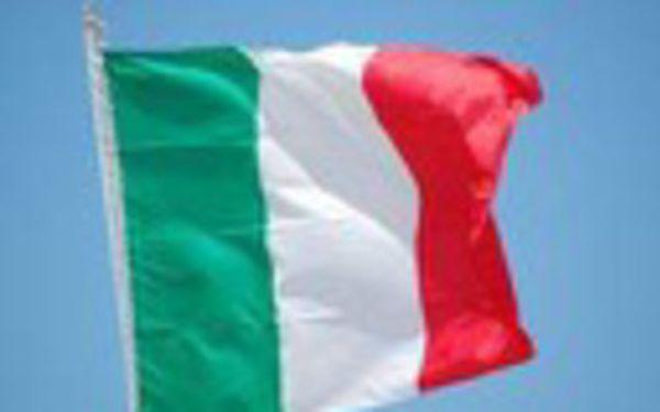 Kopie - Italština - falešní začátečníci, úterý 19 hod., 3-6 osob, 13 týdnů se slevou, rodilá mluvčí