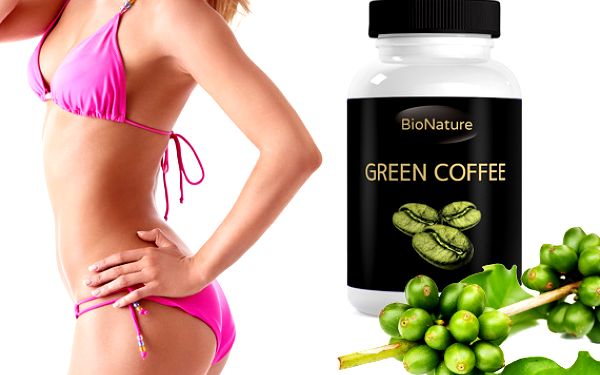 Green Coffee Bean – 60 tablet