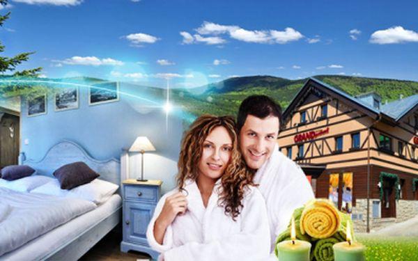 Dovolená ve ŠPINDLU v Grand Apartments ****! 5 DNÍ pro 2 osoby se snídaněmi, privátním vstupem do finské sauny, jízdou na bobové dráze, zapůjčením sněžnic nebo horských koloběžek a dalšími skvělými bonusy za 3690 Kč! Sleva 50%!