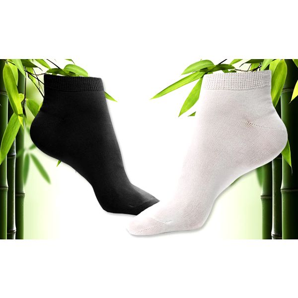 8 párů ponožek s bambusovým vláknem - doručení zdarma