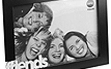 Fotorámeček BALVI Friends, 13x18cm, černý