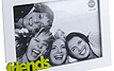 Fotorámeček BALVI Friends, 15x20cm, bílý