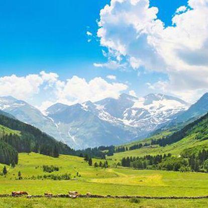 All inclusive dovolená – Tyrolsko již od 4 750 Kč