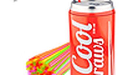 Nádoba na brčka BALVI Cool Straws