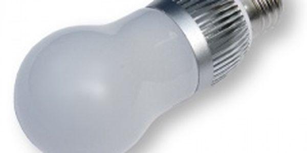 Immax led e27/230v p55-a 45 smd5050 6w sb bulb 600lm mléčné sklo 08040l