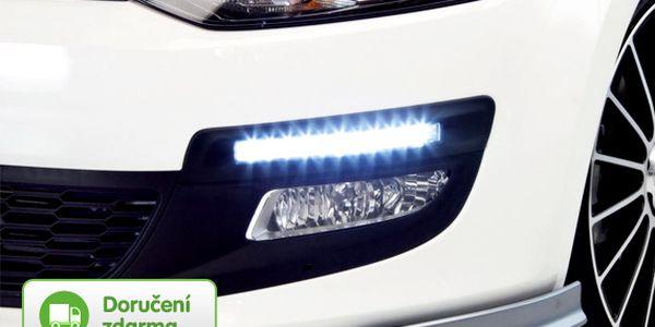 LED diodová světla pro denní svícení