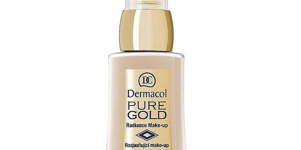 Pure Gold Make-up č.1 30ml