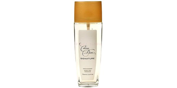 Celin Dion Signature deonatural sprej 75ml