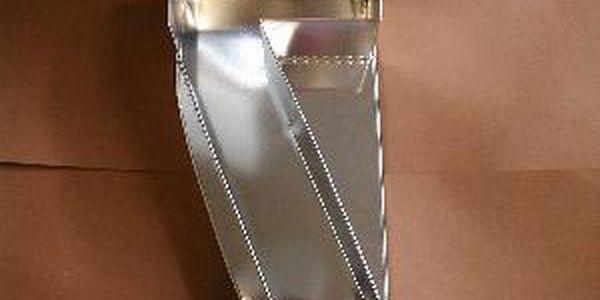 Dortová forma číslice 7 (z pocínovaného potravinářského plechu)