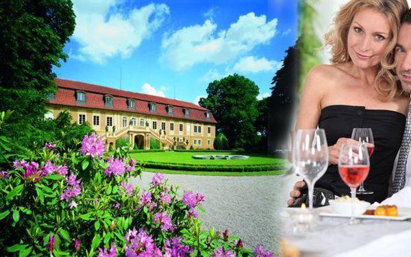 Luxusní velikonoční pobyt na zámku Štiřín