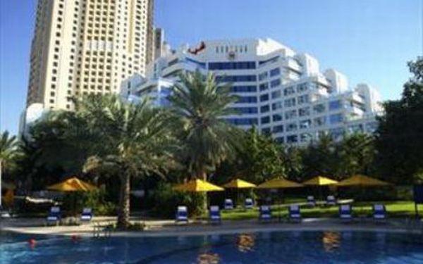 Spojené arabské emiráty, oblast Dubai, snídaně, ubytování v 5* hotelu na 8 dní