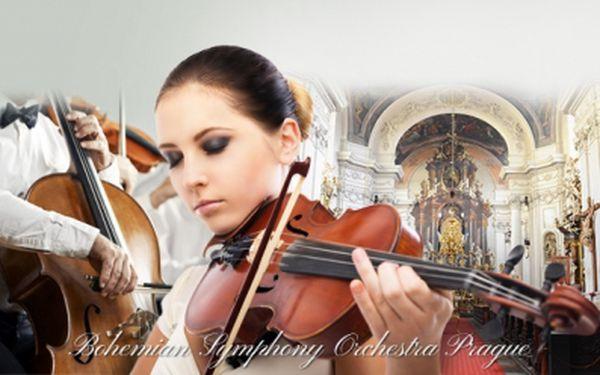 ROMANTICKÉ KONCERTY v Katedrále Sv. Klimenta! Jedinečný zážitek v podání Bohemian Symphony Orchestra Prague za 299 Kč! Vysoká PROFESIONÁLNÍ ÚROVEŇ skladeb od mistrů Bach, Schubert, Mozart a dalších!