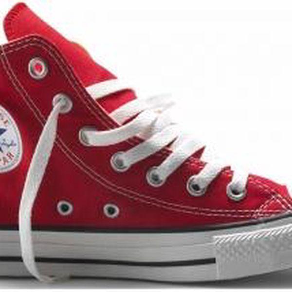 Converse CHUCK TAYLOR AS CORE červená EUR 46