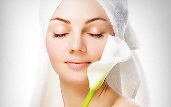 Úžasných 249 Kč za kosmetické ošetření pleti kvalitní českou značkovou kosmetikou Dermacol