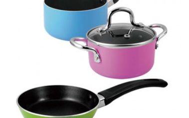 Sada na vaření dětská 4 ks JENA CS SOLINGEN CS-036812